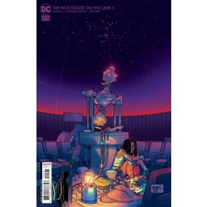 The Nice House on the Lake (2021) #5 VF/NM Darko LaFuente Variant Cover