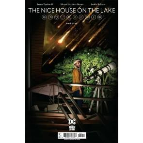 The Nice House on the Lake (2021) #5 VF/NM Alvaro Martinez Bueno Cover