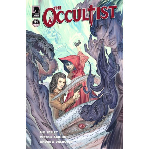 THE OCCULTIST #2 OF 3 NM DARK HORSE TIM SEELEY