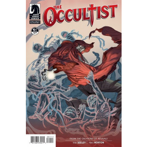 THE OCCULTIST (2013) #1 OF 5 VF/NM DARK HORSE TIM SEELEY