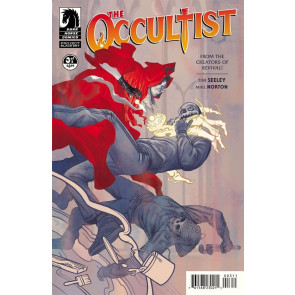 THE OCCULTIST (2013) #3 OF 5 VF/NM DARK HORSE TIM SEELEY