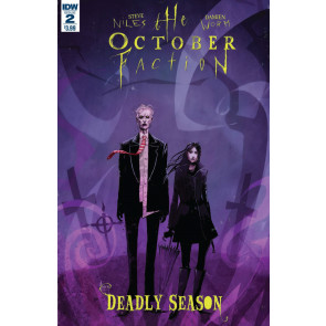 The October Faction: Deadly Season (2016) #2 VF/NM IDW Steve Niles