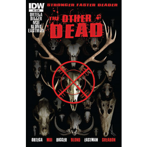 THE OTHER DEAD #3 VF/NM IDW