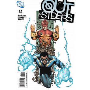THE OUTSIDERS (2009) #17 VF/NM