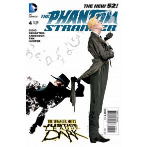 THE PHANTOM STRANGER (2012) #4 VF/NM JAE LEE COVER THE NEW 52!