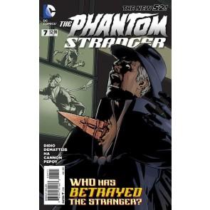 THE PHANTOM STRANGER (2012) #7 VF/NM  THE NEW 52!
