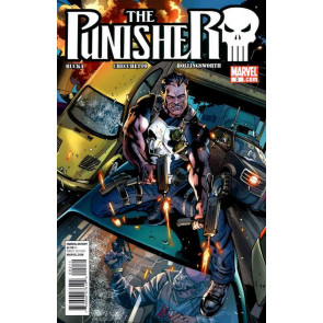 THE PUNISHER (2011) #2 VF/NM GREG RUCKA