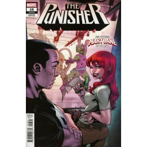 The Punisher (2018) #16 VF/NM Belen Ortega The Amazing Mary Jane Variant Cover