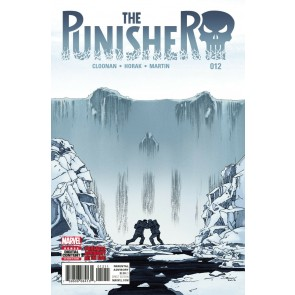 The Punisher (2016) #12 VF/NM