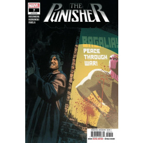 The Punisher (2018) #7 VF/NM Greg Smallwood