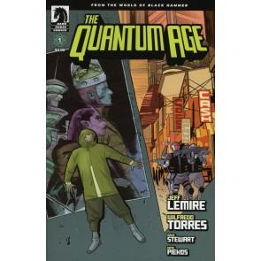 The Quantum Age (2018) #1 VF/NM Wilfredo Torres Cover Dark Horse Comics