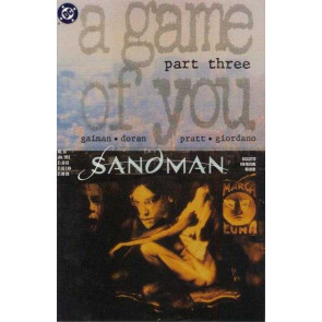 THE SANDMAN #34 VF+ - VF/NM NEIL GAIMAN VERTIGO