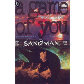 THE SANDMAN #36 VF+ - VF/NM NEIL GAIMAN VERTIGO