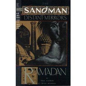 THE SANDMAN #50 VF+ - VF/NM NEIL GAIMAN VERTIGO