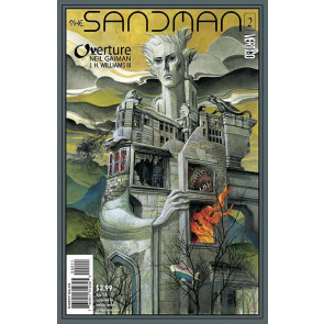 THE SANDMAN: OVERTURE (2013) #2 VF/NM VERTIGO NEIL GAIMAN COVER A