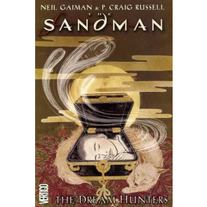 THE SANDMAN: THE DREAM HUNTERS #2 OF 4 VF- VERTIGO NEIL GAIMAN