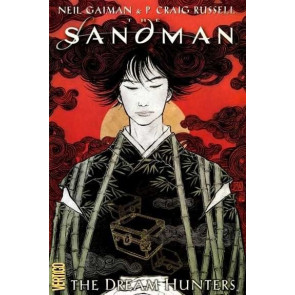 THE SANDMAN: THE DREAM HUNTERS #3 OF 4 VF- VERTIGO NEIL GAIMAN