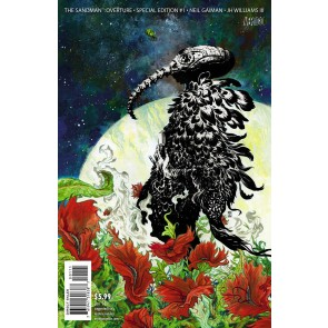 The Sandman: Overture Special Edition (2014) #1 of 6 VF/NM JH Williams III Cover