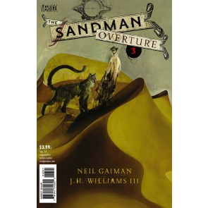 The Sandman: Overture (2014) #3 of 6 VF/NM Dave McKean Variant Vertigo Cover