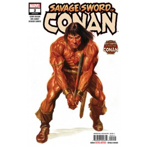 The Savage Sword of Conan (2019) #2 VF/NM Alex Ross Regular Cover