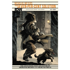 THE SEVEN-PER-CENT SOLUTIONS (2015) #2 VF/NM IDW SHERLOCK HOLMES KELLY JONES