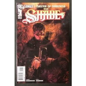 The Shade (2011) #1 VF Tony Harris James Robinson