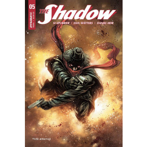 The Shadow (2017) #5 VF/NM Tyler Kirkham Cover Dynamite