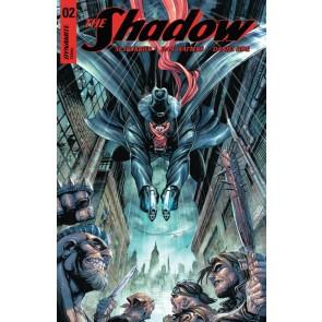 The Shadow (2017) #2 VF/NM Tyler Kirkham Cover A Dynamite