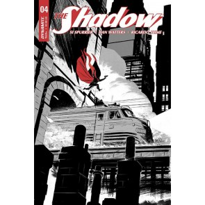 The Shadow (2017) #4 VF/NM Lee Weeks Cover A Dynamite