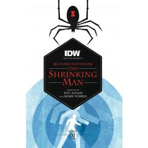 THE SHRINKING MAN (2015) #1 VF/NM IDW