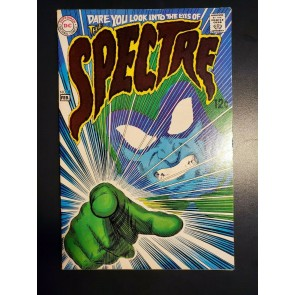 The Spectre #8 (1967) VF (8.0) Anderson inks |