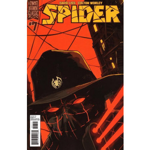 THE SPIDER #7 VF/NM DYNAMITE ENTERTAINMENT