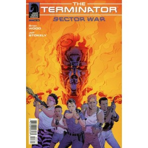 The Terminator: Sector War (2018) #3 of 4 VF/NM Dark Horse Comics