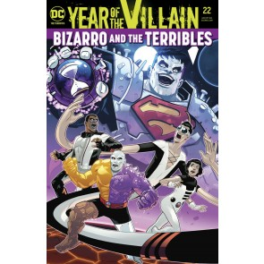 The Terrifics (2018) #22 VF/NM-NM Stephen Segovia Acetate Cover