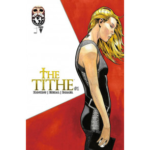 THE TITHE (2015) #1 VF/NM COVER B IMAGE COMICS