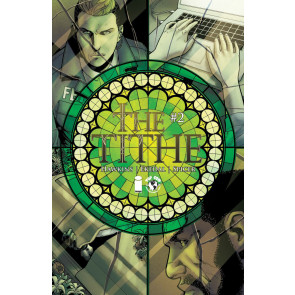 The Tithe (2015) #2 VF/NM Cover A Image Comics