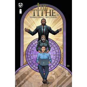 The Tithe (2015) #5 VF/NM Cover B Image Comics