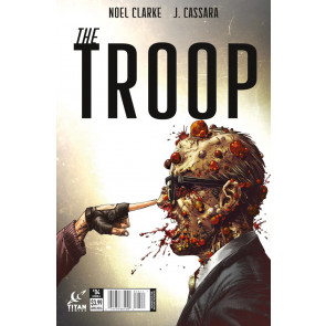 THE TROOP (2016) #4 VF/NM COVER A TITAN COMICS