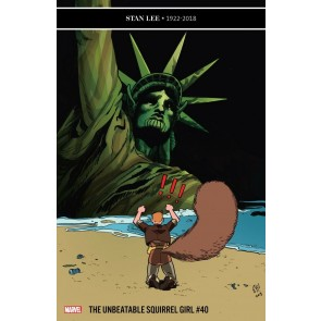 The Unbeatable Squirrel Girl (2015) #40 VF+ - VF/NM Erica Henderson Cover