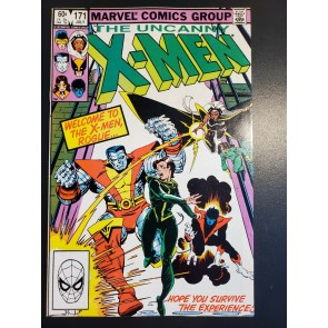 The Uncanny X-Men #171 1983 Rogue joins the X-Men |