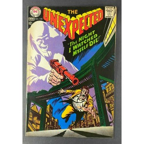 The Unexpected (1968) #105 FN+ (6.5) Bob Brown Cover