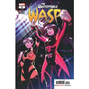 The Unstoppable Wasp (2019) #2 VF/NM Stacy Lee Cover