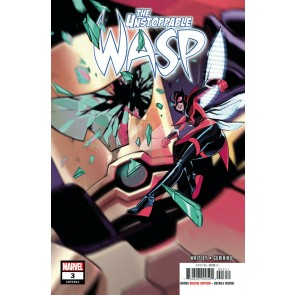 The Unstoppable Wasp (2019) #3 VF/NM Stacy Lee Cover