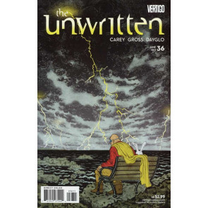 THE UNWRITTEN #36 VF/NM MIKE CAREY VERTIGO