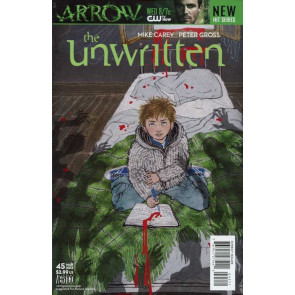 THE UNWRITTEN #45 VF/NM MIKE CAREY VERTIGO