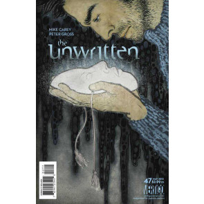 THE UNWRITTEN #47 VF MIKE CAREY VERTIGO