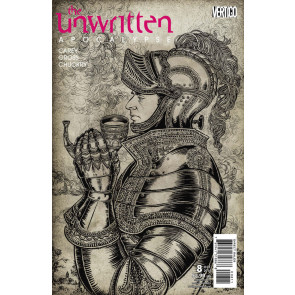 THE UNWRITTEN: APOCALYPSE (2014) #8 VF/NM MIKE CAREY VERTIGO