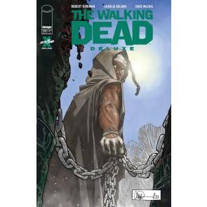 The Walking Dead: Deluxe (2020) #19 VF/NM Charlie Adlard 1st App Michonne
