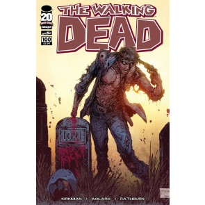 The Walking Dead (2003) #100 VF/NM-NM Todd McFarlane Variant 1st Negan App
