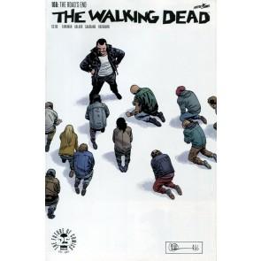 The Walking Dead (2003) #168 VF Negan Charlie Adlard Cover Image Comics